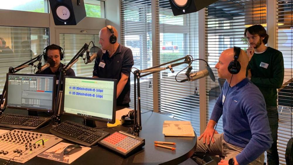 Radioworkshop 4 oktober 2019